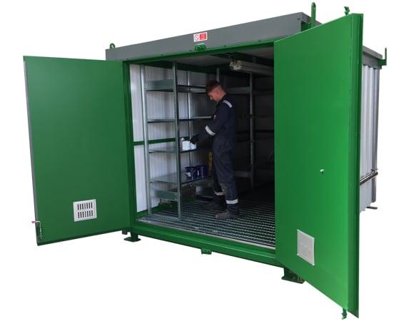 Pesticide Storage   Storage of Agri Chemicals & Pesticides