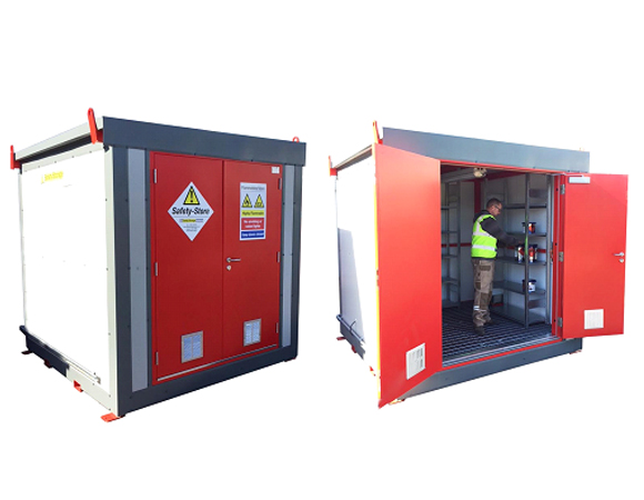 Flammable Liquid Storage Units   Safe Flammables Storage