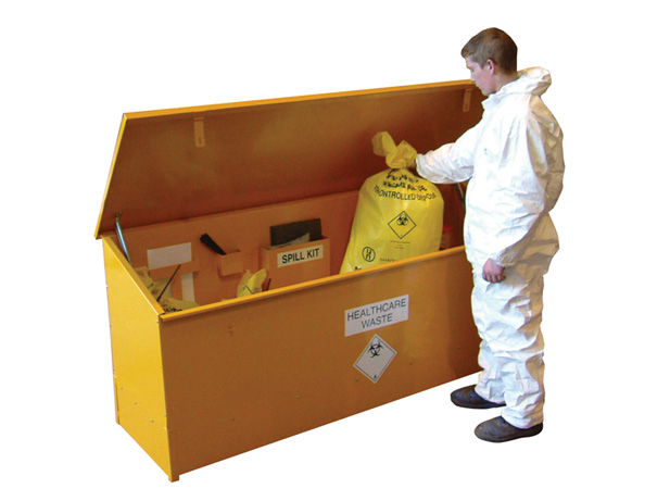 Clinical Waste Spill Box